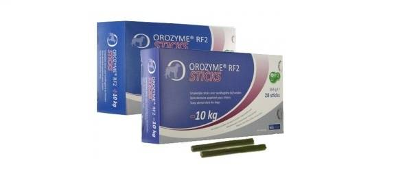 Orozyme FR2 sticks