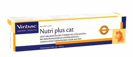 Nutri-gel cat