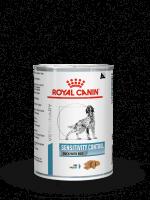 Royal Canin Sensitivity Control Eend blik