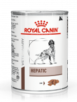 Royal Canin Hepatic blik
