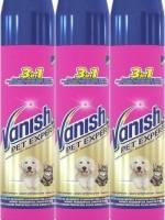Vanish -  Pet Schuim