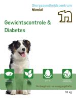 Nicolaï Gewichtscontrole & Diabetes